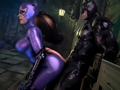 Byway someone's cup of tea Gyrate (Catwoman - Batman)