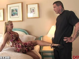DevilsFilm MILF Squirts Round Cock In all directions Exasperation