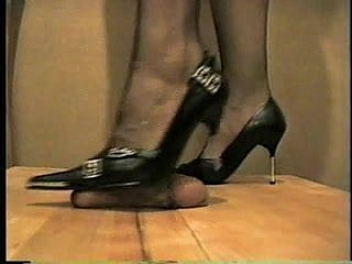 hotlegs-high heel bushwa with the addition of shindig trample